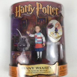 Harry Potter Magical Minis Collection Ginny Weasle